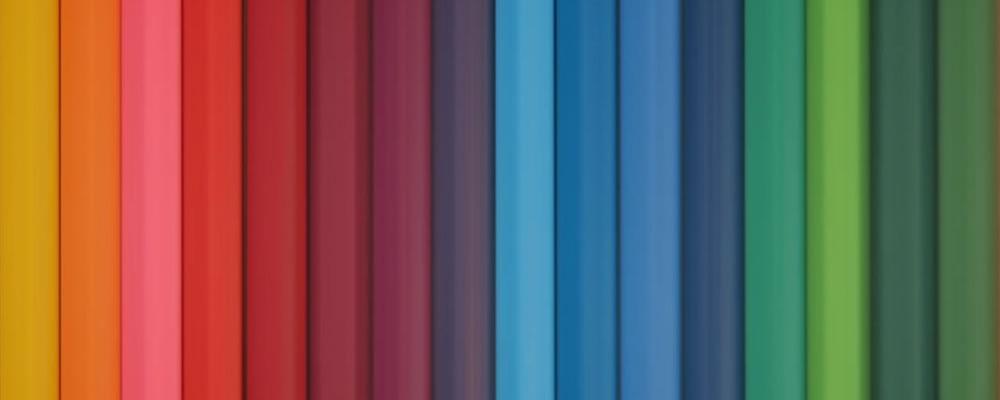 配色からデザインするWebサイト